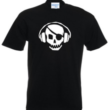 100% Cotton T-shirt Men 2019 Summer O-Ne