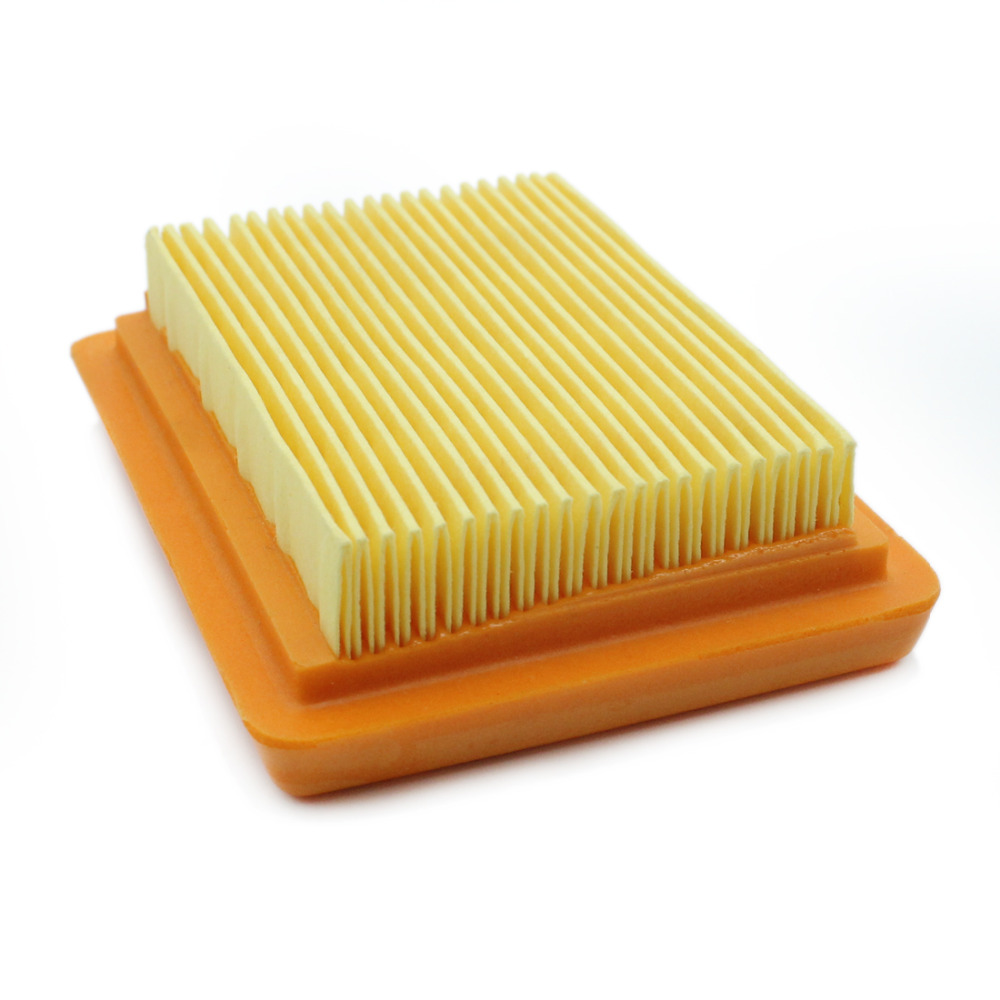 Details about  /2-Pack Air Filter Element fits Stihl Trimmer BrushCutter 41341410300 Replacement