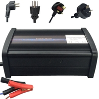 Warranty 2 years Powerful 12V 20A Vehicle Battery Charger 7 stage Maintainer Desulfator for AGM GEL 12V Batteries 50 400AH