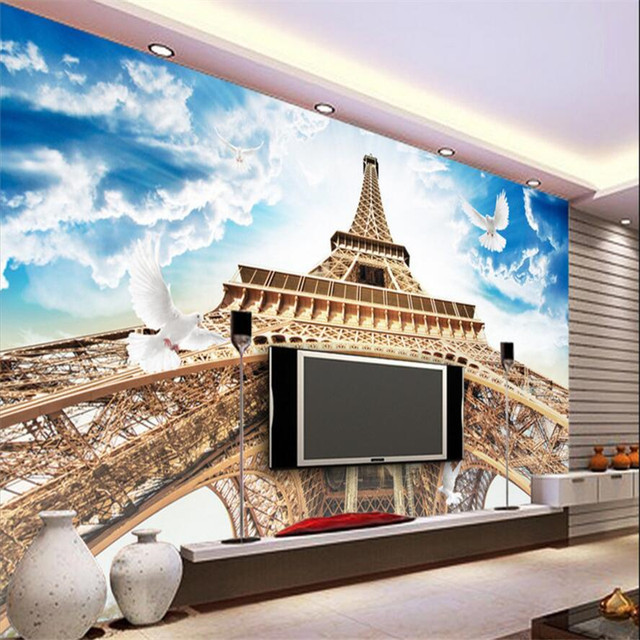 Online Shop Beibehang Custom Wallpaper Living Room Bedroom Mural