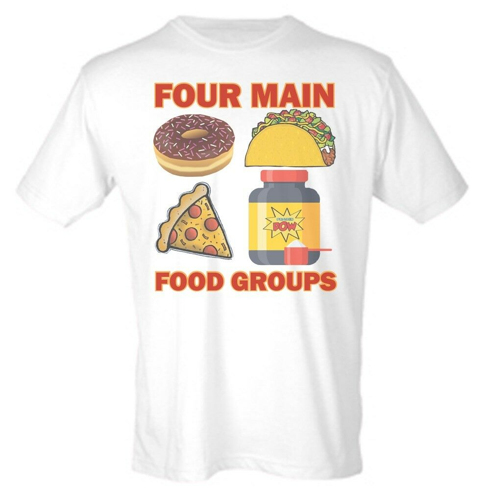 Donuts Sublimated Adult T-Shirt