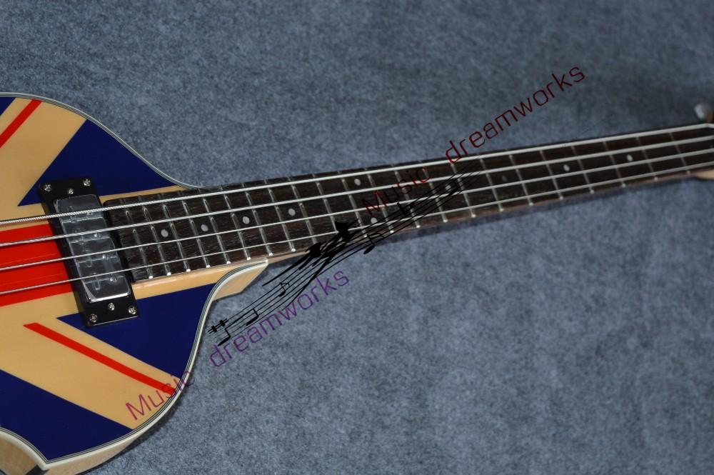 left Bass Firehawk Pattern 6