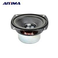 4inch 50w 8ohm Audio Subwoofer Speaker Woofer For Midrange Bass Computer Speaker