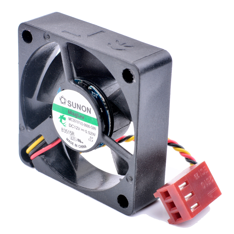 New original For Nidec U35X12MS1A5-53J65 12V 0.05A 3510 silent cooling fan