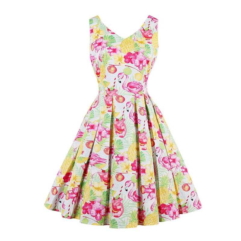 e5912c3932b20 Detail Feedback Questions about Women Retro Dress 50s 60s Vintage ...