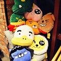 40 см Kawaii Kakao друзья Корея Мультфильм Райан Мужи Apeach Джей-G Фродо Neo Трубки Con Брелки Плюшевые подушки игрушки