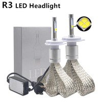R3 H4 LED Headlamp