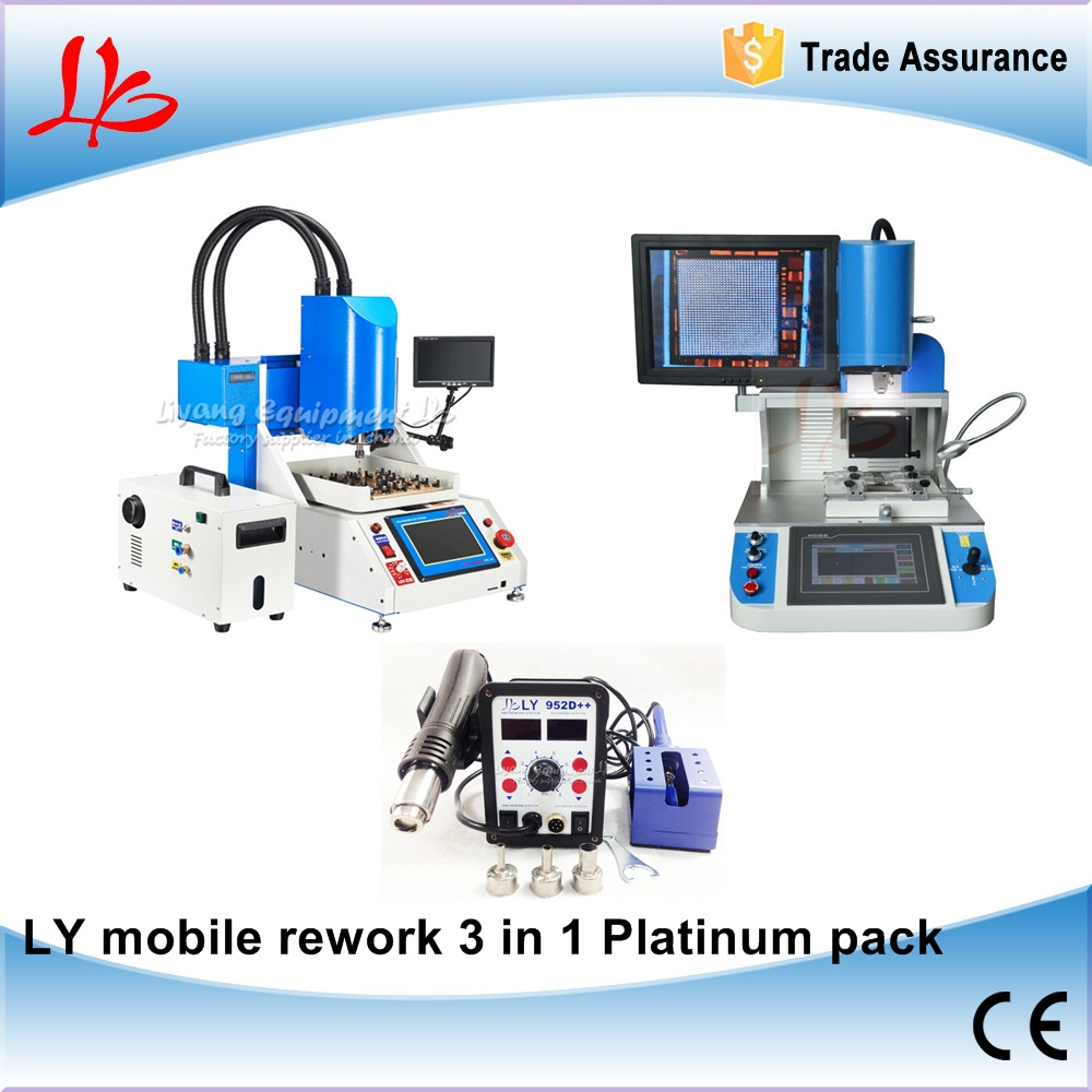 full-set-ly-mobile-motherboard-rework-iphone-ic-cnc-router-ly-5300-align-rework-station-ly-952d-smd-solder-station