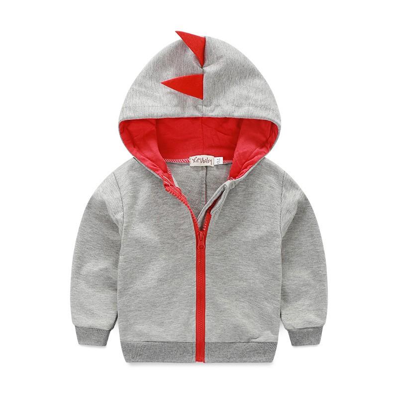 Dinosaur Baby Hooded Jacket