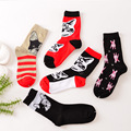 35-43 BRAVO Socks Molussus Molossi SOX Blslterrier Miniature English Puppy CAT Kawaii Bull Boxer Dog Pit Terrier Adults Pitbull