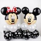 Mickey Minnie Uprigh...