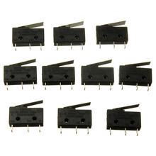 10pcs 250V 5A 3 Pin Tact Switch Sensitive Microswitch Micro Switches Handle KW11-3Z(China (Mainland))