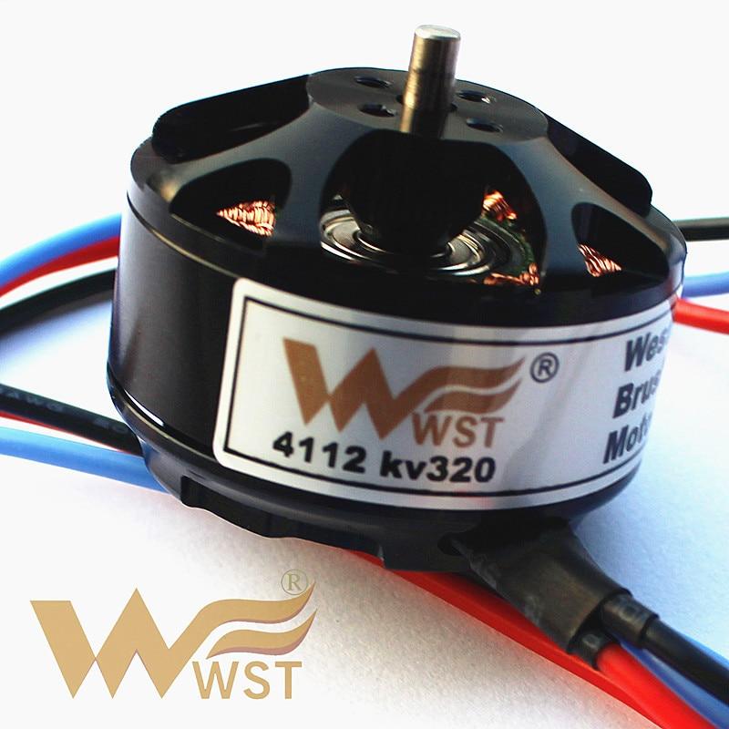 4112 4114 4116 motor kv320 400kv WST DIY üçün fırçasız Böyük ölçülü quadcopter Hexrcopter quadrocopter T810 960 1050 1200mm