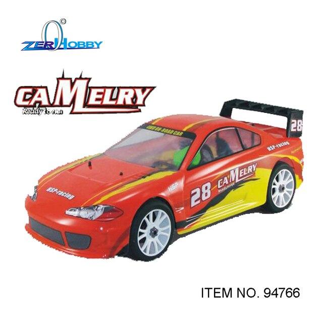 HSP NITRO RC CAR TOYS 1/8 CAMELRY GASOLINA 4X4 EN ROAD RALLY RACING CONTROL REMOTO RC COCHE de ALTA VELOCIDAD del MOTOR 28CXP 94766