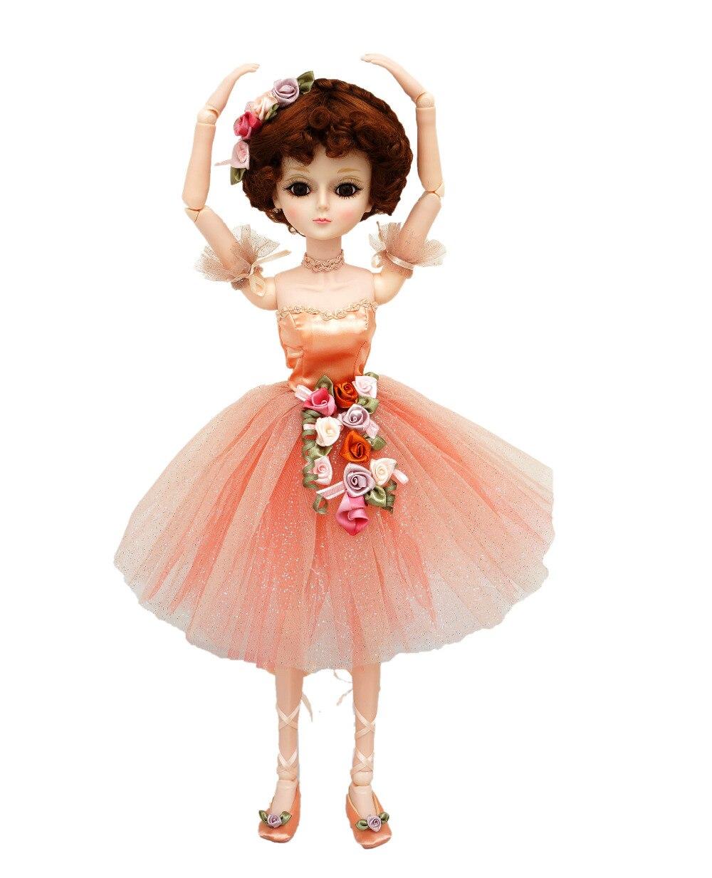 Cosette BJD բալետի տիկնիկները լավ են - Տնային դեկոր - Լուսանկար 6