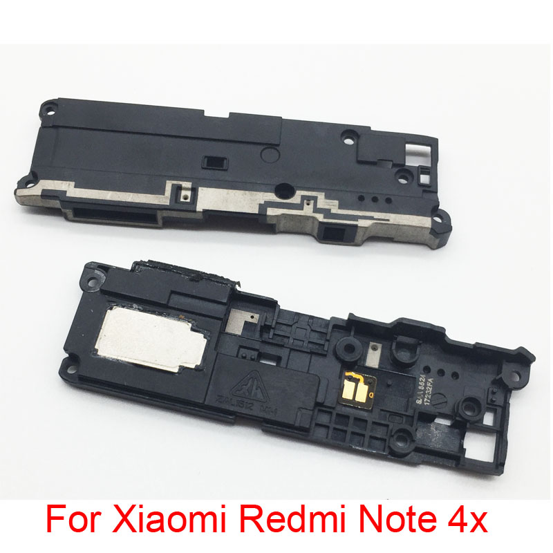 Image 4 - New Loudspeaker For Xiaomi Redmi Note 4X 4 5 Plus 6 7 6A 5A Pro S2 Loud Speaker Buzzer Ringer Flex Replacement Parts-in Mobile Phone Flex Cables from Cellphones & Telecommunications
