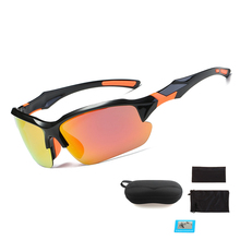 цены на Professional Polarized Cycling Glasses Bike Sunglasses Bicycle Goggles Outdoor Sports Eyewear Sunglasses UV 400 6 Color  в интернет-магазинах