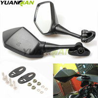 Universal Racing Motorcycle Mirrors Sport Bike Rear View Mirror For honda PCX 125/150 PCX125/150 PCX150 PCX 150 all year
