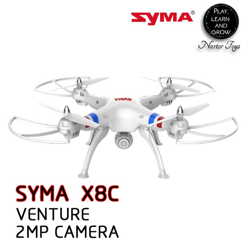 SYMA X8C 2.4G 4CH Professional  FPV Quadcopter  Drone With HD Camera Wifi Real-time Transmit Control Helicopter Toy купить
