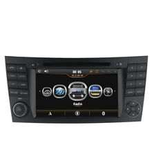 For wince 6.0 HD800*480 2 Din Mercedes E G GLS Car dvd player GPS with Radio/Bluetooth/3G/SWC/DVD/VCD/CD/CD-R/6 CD virtua/Canbus