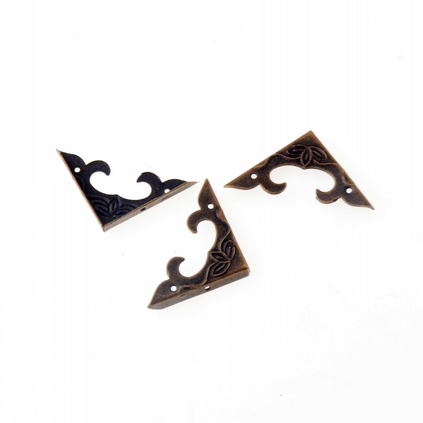Free shipping 40Pcs Antique Bronze Jewel