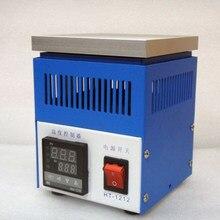 Высокое качество 220В HONTON HT-1212 BGA паяльная станция предварительный нагреватель