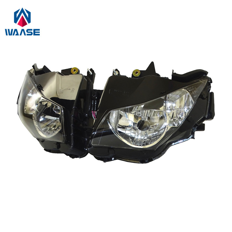 waase CBR 1000 RR 12 16 Front Headlight Headlamp Head Light Lamp Assembly For Honda CBR1000RR Fireblade 2012 2013 2014 2015 2016