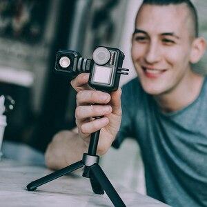 Image 5 - PGYTECH OSMO ACTION Camera Gaiola Protetora Case para DJI Osmo Ação Esporte Câmera Quadro Tampa Da Caixa Shell Acessórios