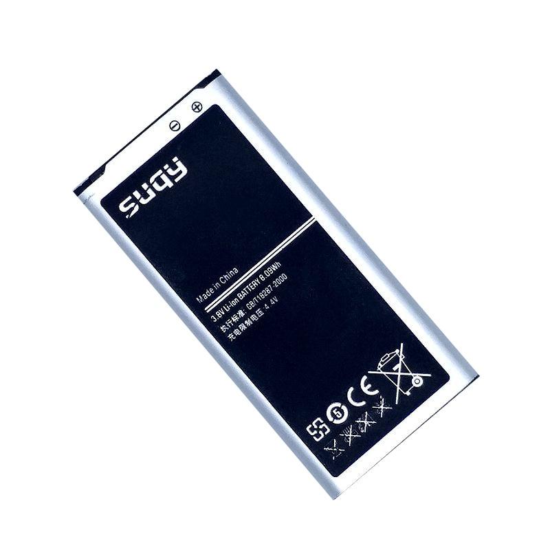 EB-BG800BBE Interne pour Samsung Galaxy S5 Mini S5MINI SV Mini G800 G800F Rechargeable Batterie Accumulateur Bateria EB-BG800CBE