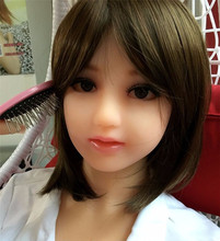 Sex Doll head for artificial vagina doll, realistic silicone head for lifelike sex doll, Sex dolls head with oral sex for man