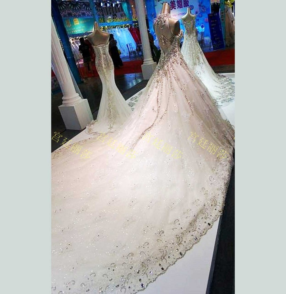 Online Buy Wholesale Sparkly Wedding Dress From China
