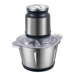 Meat Grinders USES electric stainless steel to stir the and smash capsicum peppers