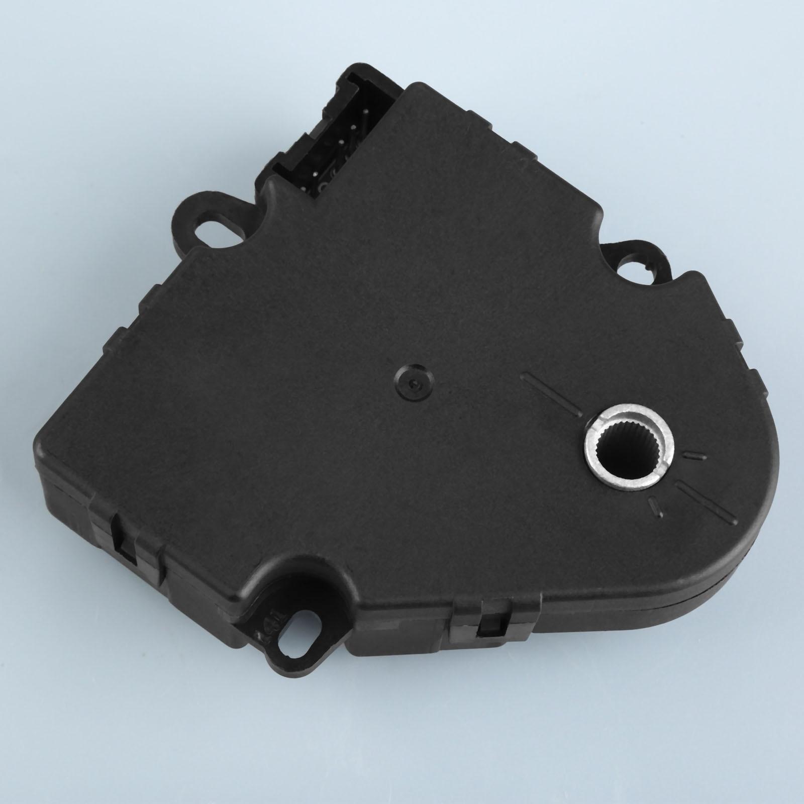 15920864 HVAC нагреватель смесь воздуха дверной привод 604 141 для Buick Enclave GMC Acadia Saturn Outlook-in Детали для обогревателя from Автомобили и мотоциклы