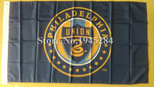 Philadelphia Union Flag MLS Flag Banner New 3x5ft 150x90cm Polyester Flag,  free shipping
