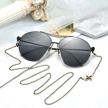 Fashion Women Eyeglass Chains Silicone Anti-slip Vintage Eyewear Retro 4 Petals Reading Glasses Rope Accessories