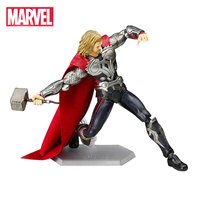 Hasbro Marvel The Avengers Super Hero Thor Hammer Movie&TV Toy Action Figure Collection Model Doll For Christmas New Year's Gift