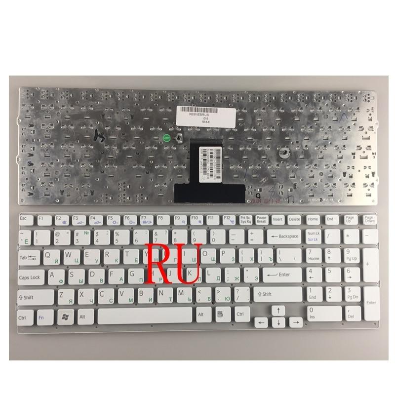 Russian Laptop Keyboard For Sony Vaio VPCEB36FG VPCEB4J1R VPC-EB1E9R VPC-EB VPCEB VPC EB Pcg-71211v V111678B 148793271 RU