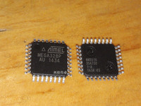 100 New Origianl 5PCS LOT ATMEGA328 ATMEGA328P ATMEGA328P AU 2013 TQFP32 In Stock Best Price High