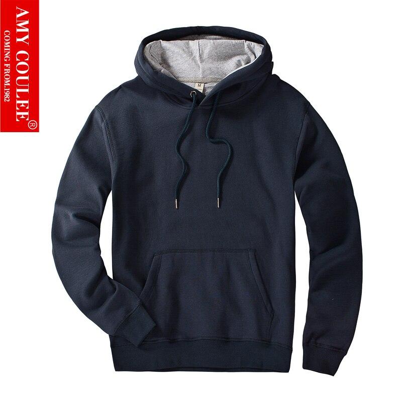 US sweat Hoddies Euro hommes hommes femmes mode classiques 100% coton élégant de haute qualité chaud hiver épais respirant tissu