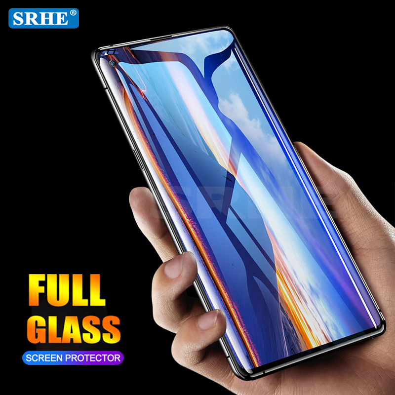 Tempered-Glass Screen-Protector-Film Huawei Honor for Full-Cover 20