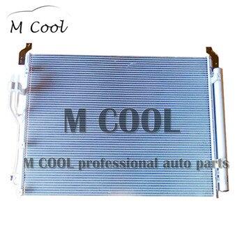 Di alta Qualità di Marca Nuovo AC Condensatore Per Auto Hyundai Veracruz AC Condensatore