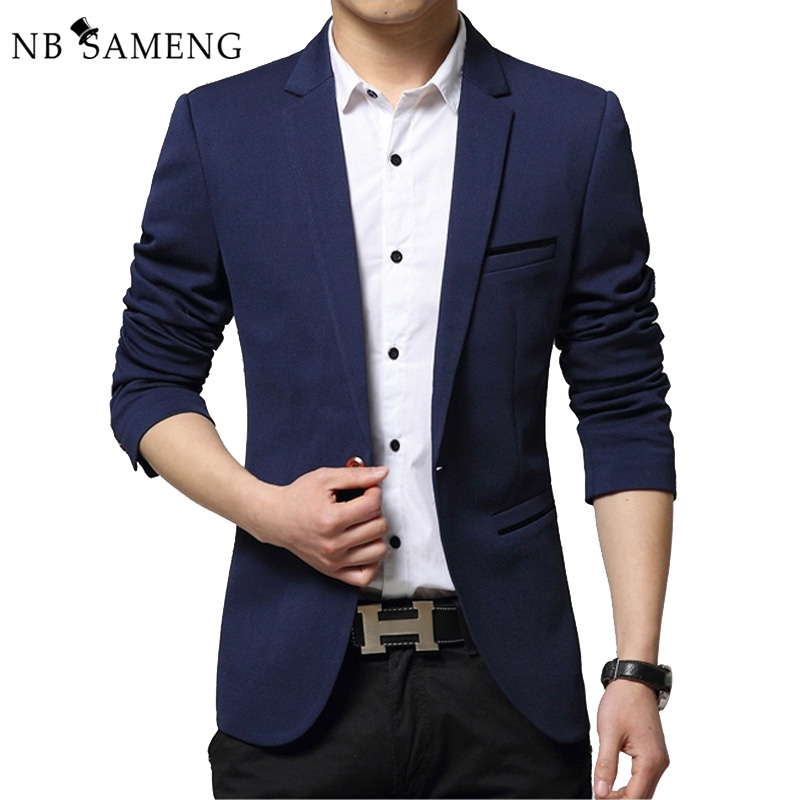 74ec0ded48 2018 Summer Luxury Business Casual Suit Men Blazers Formal Wedding Dress  Jackets Brand Design Plus Size M-4XL 13M0276