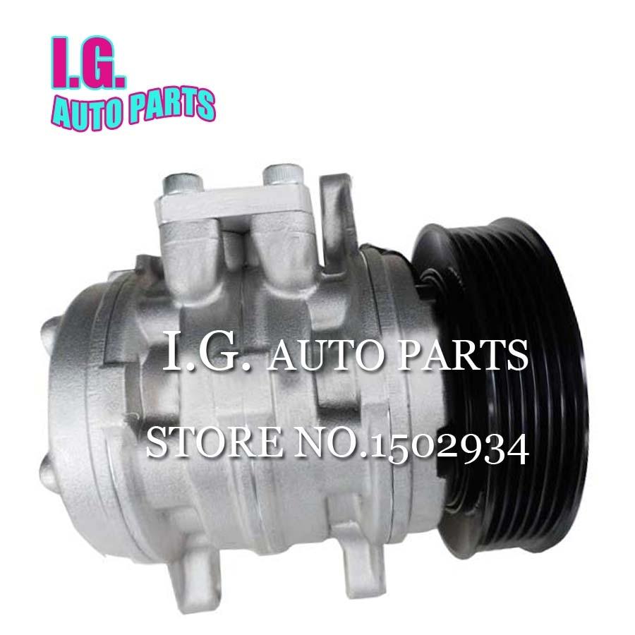 10p08e Car Auto Ac Compressor For Suzuki Escudo Sidekick