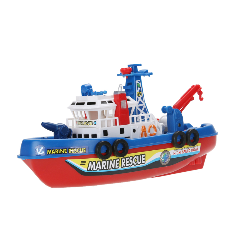 Online get cheap toy rescue boat alibaba Cool motorized toys
