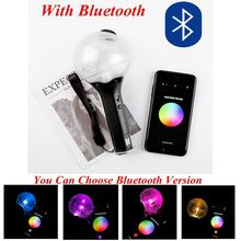 Luminous Toy BT21 ARMY Bomb 3 Light Stick Version 3 Bangtan Boys Concert Light-up Lamp Stick Fan-Made Gift Collection Lightstick