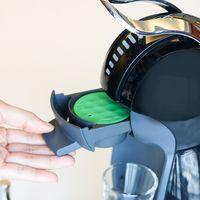 Do kawy ze stali nierdzewnej wielokrotnego napełniania kapsułek wielokrotnego użytku filtr do kawy do kawy ekspres do kawy sklep kuchnia gadżet w Filtry do kawy od Dom i ogród na