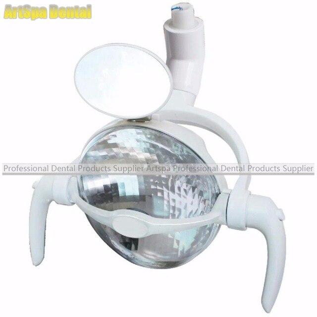 Lampe chirurgicale dexamen de lumière orale de 8W LED dentaire pour le fauteuil dentaire dunité dentaire