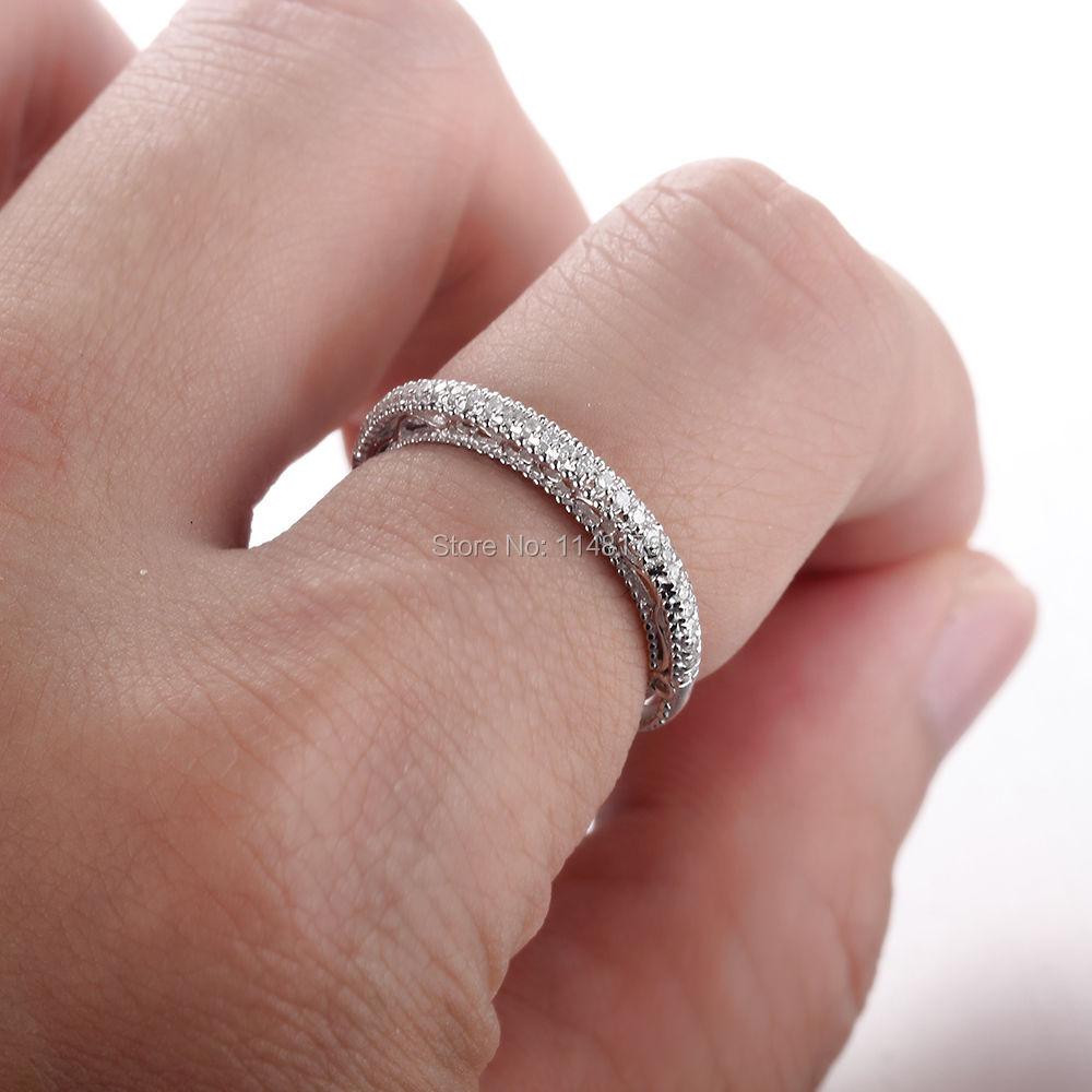 antique wedding band vintage filigree wedding bands Antique Wedding Band Floral Pattern Ring Silver Floral Wedding Ring