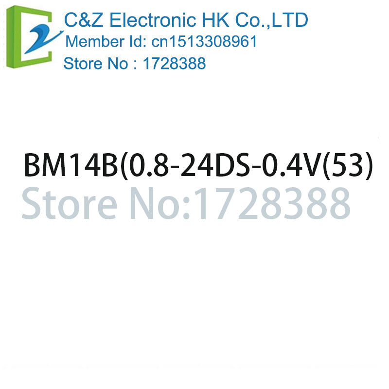 BM14B(0.8-24DS-0.4V(53)    CONN     new&original  free shipping
