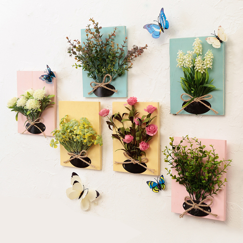 Artificial Decorations 1pc New Diverse Miniature Succulents Simulation Mini Diy Plastic Office Decor Garden Home Delicate Refreshing And Beneficial To The Eyes Home & Garden